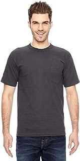 product image for Bayside Apparel 6.1 oz. Basic Pocket T-Shirt (BA7100)