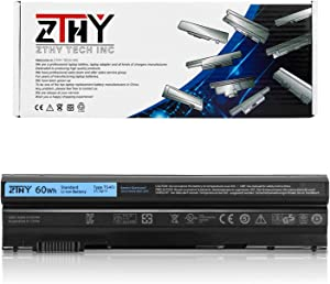 ZTHY 60Wh T54FJ Laptop Battery Replacement for Dell Latitude E5420 E5520 E5430 E5530 E6420 E6430 E6520 E6530 E6440 Series 2P2MJ 312-1325 312-1165 M5Y0X PRV1Y 11.1V 6-Cell