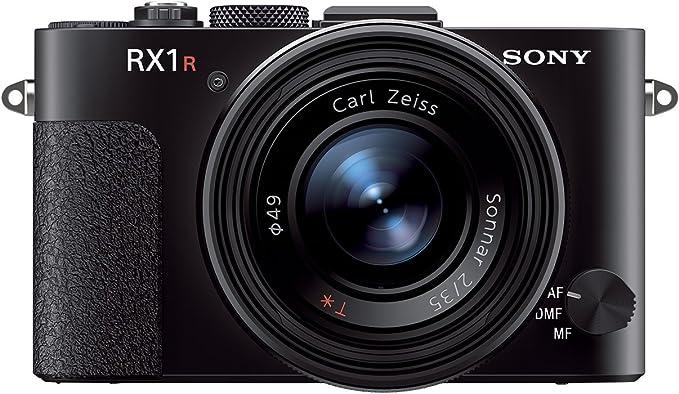 Sony DSC-RX1R Appareil Photo Expert Large Capteur Plein Format 35 mm, 24,3 Mpix