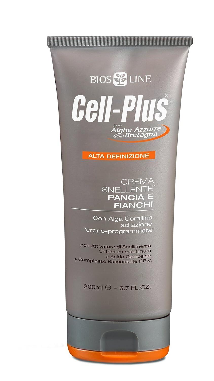 Bios Line Cell Plus Alta Definizione Crema Snellente Pancia E Fianchi 200 ml Bios Line spa 42020