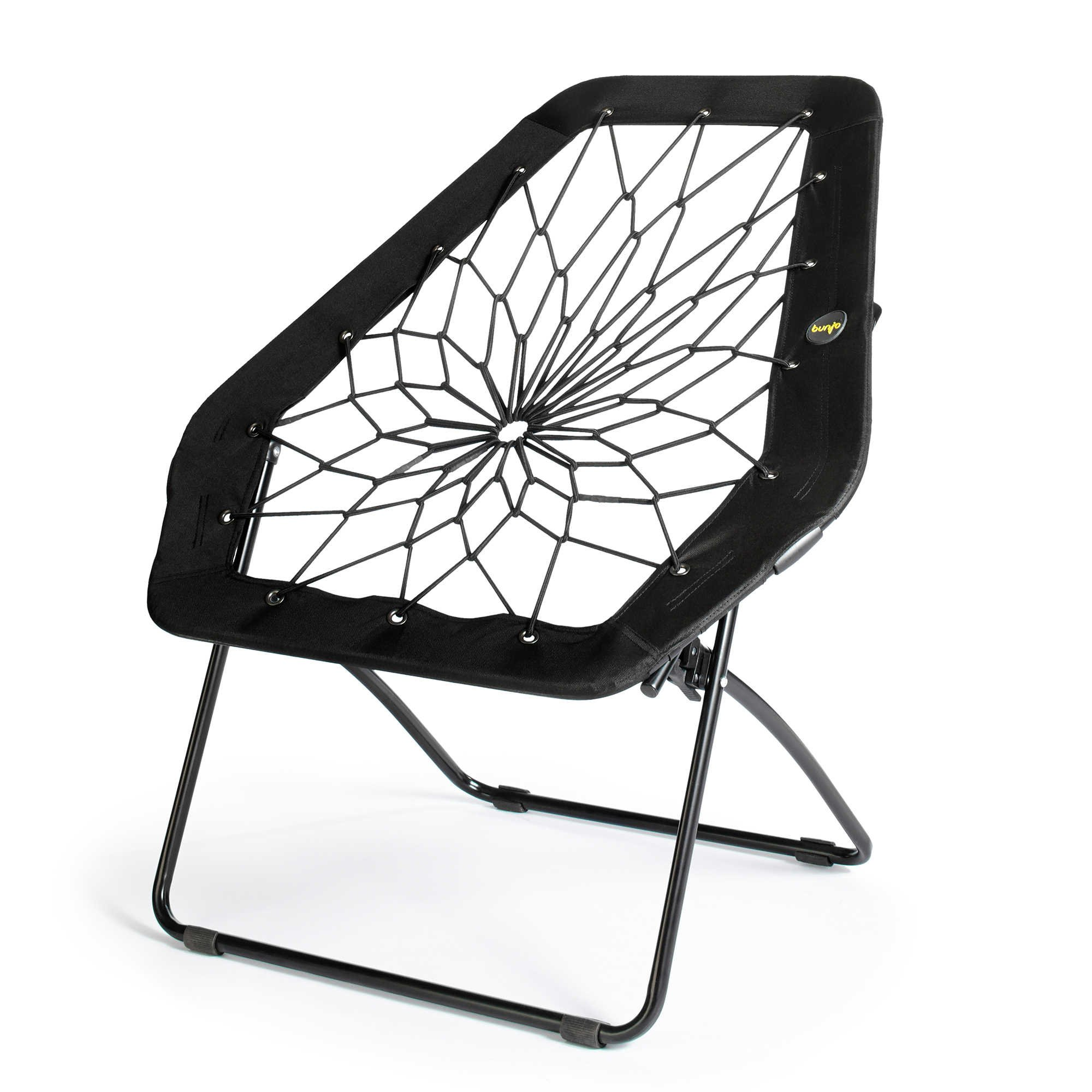 Oversized Hex Chair (Black)