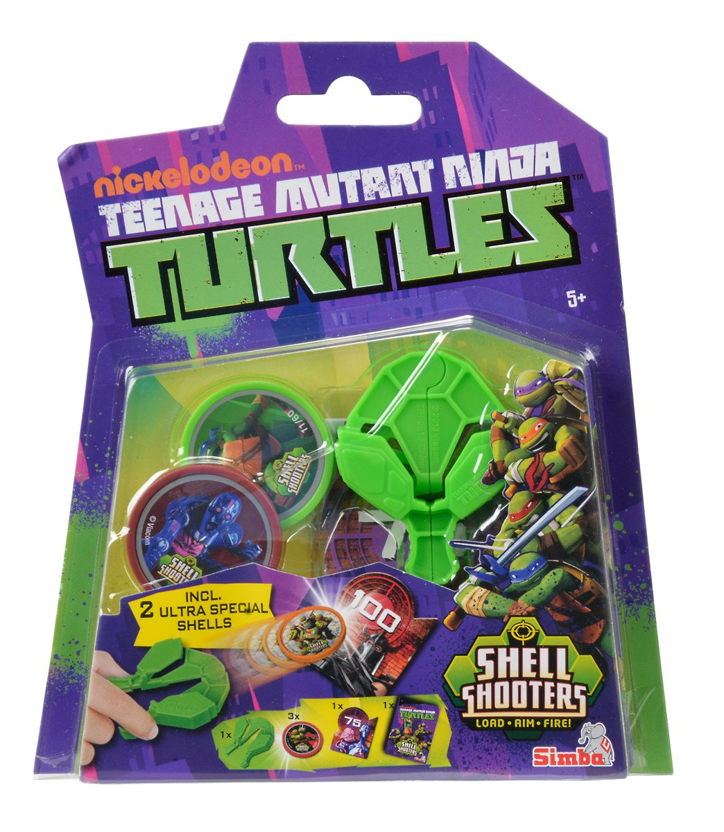 Simba Toys - Juego de puntería Tortugas Ninja 109213157 ...