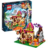 LEGO® Elves - 41074 - Jeu De Construction - Azari Et La Boulangerie Magique