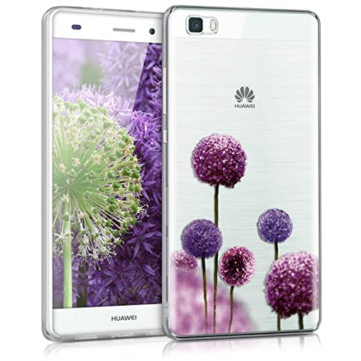 222 opinioni per kwmobile Cover per Huawei P8 Lite (2015)- Custodia in silicone TPU- Back case
