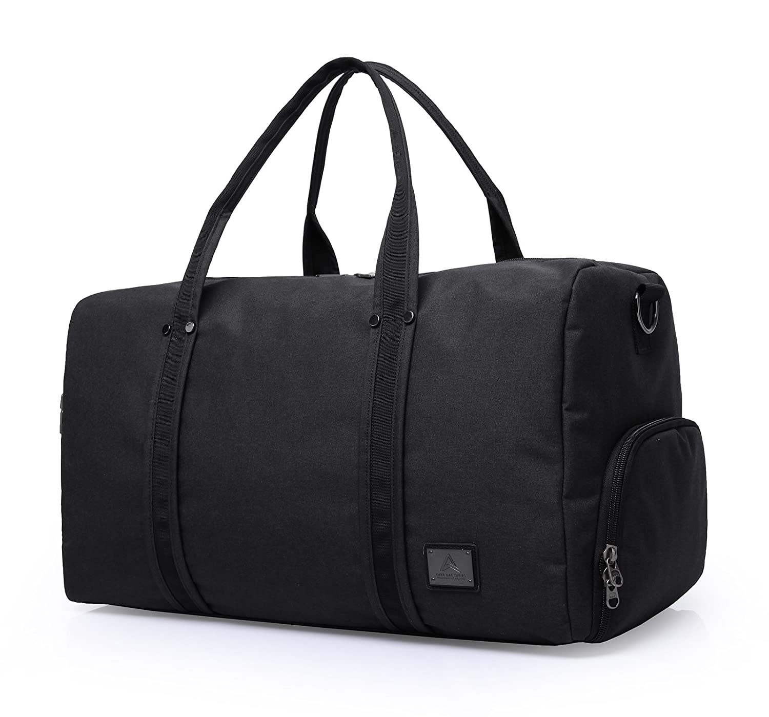 Duffle Bag,75 L Large Capacity Canvas Duffel Bag For Women & Men.Luggage Bag Fit For Gym Sport Travel Weekend by Yenyoh