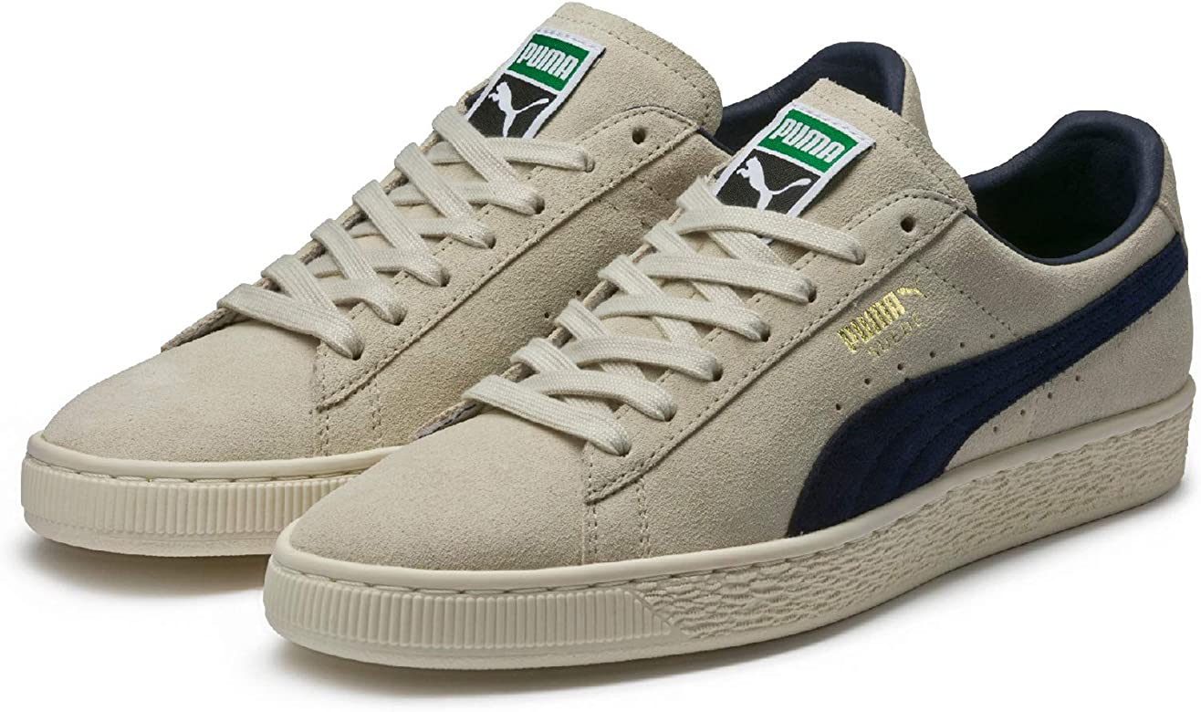 magasin d'usine 08b4b 69ae3 Puma Suede Classic Archive - Coloris - Birch/Peacoat ...