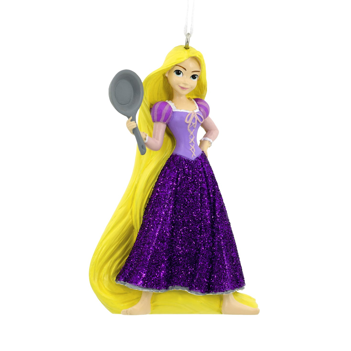 Hallmark Disney Tangled Rapunzel Holiday Ornament
