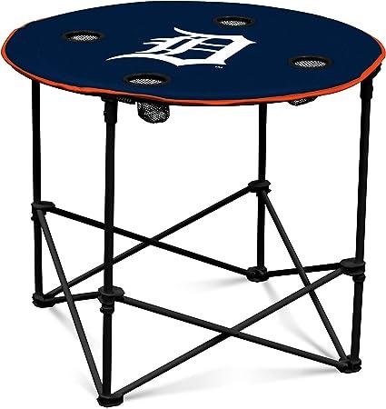 Navy MLB Detroit Tigers Elite Chair Adult