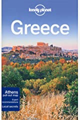Lonely Planet Greece (Travel Guide) Paperback