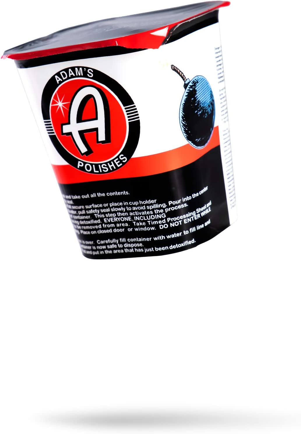 Adam's Odor Bomb - Eliminates Severe Odors - Eco-Friendly Vapors Work on All Chemical and Organic Odors