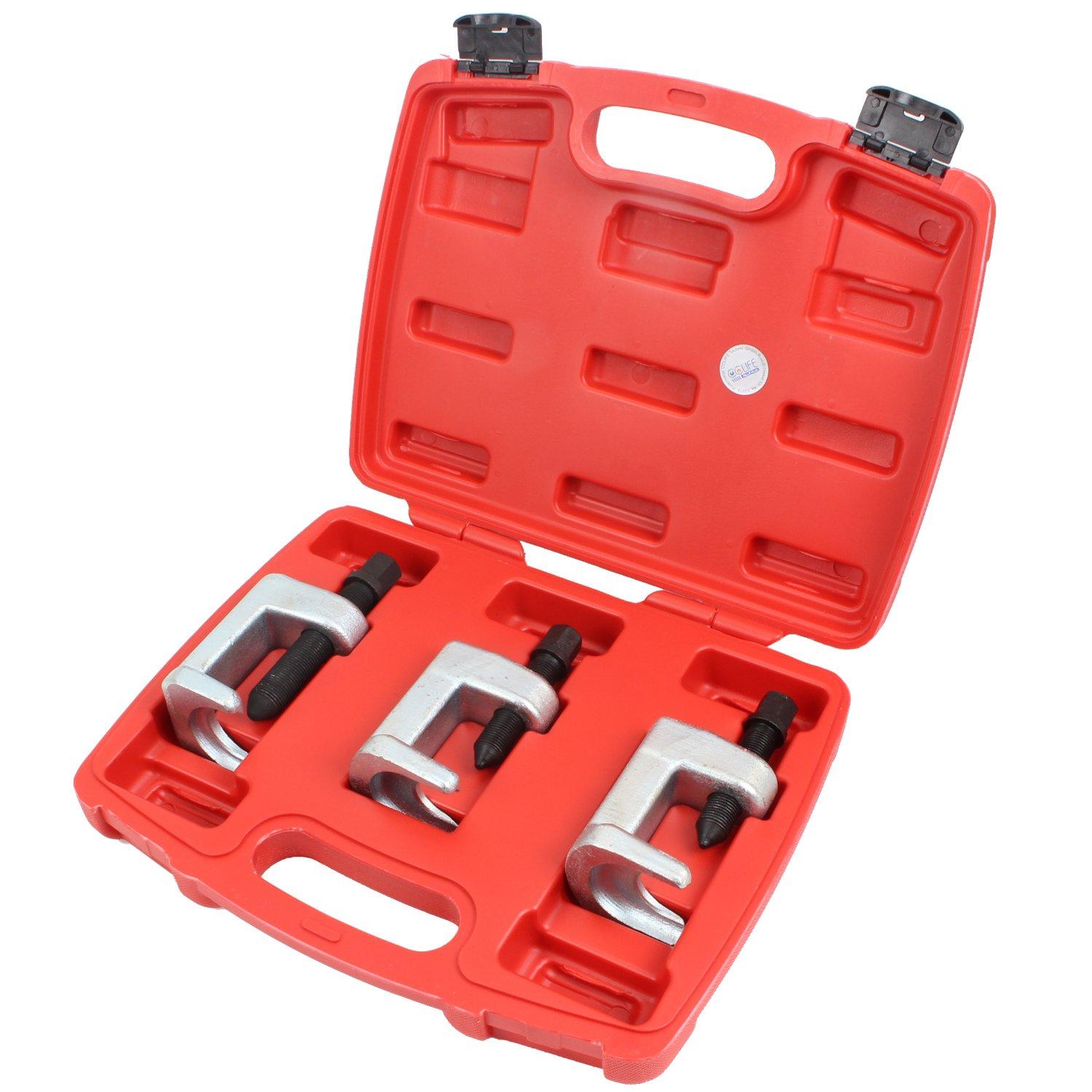 CCLIFE 3 piezas extractores de rotulas