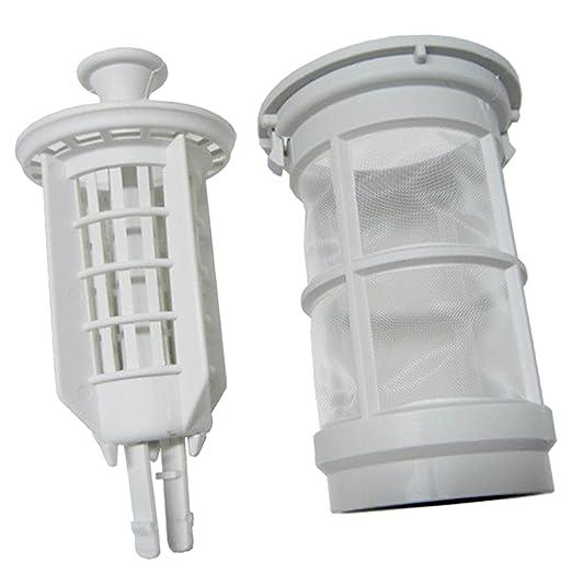 Spares2go Filtro de malla central para lavavajillas ...