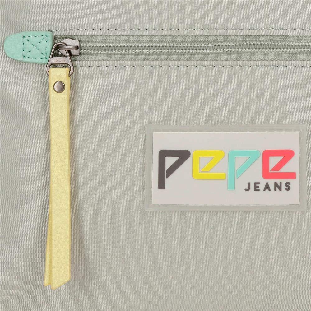 Mochila adaptable Pepe Jeans Mind Beige