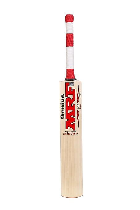 fce9a90dc MRF Genius(X) Limited Edition Virat Kohli Endorsed English Willow Cricket  Bat