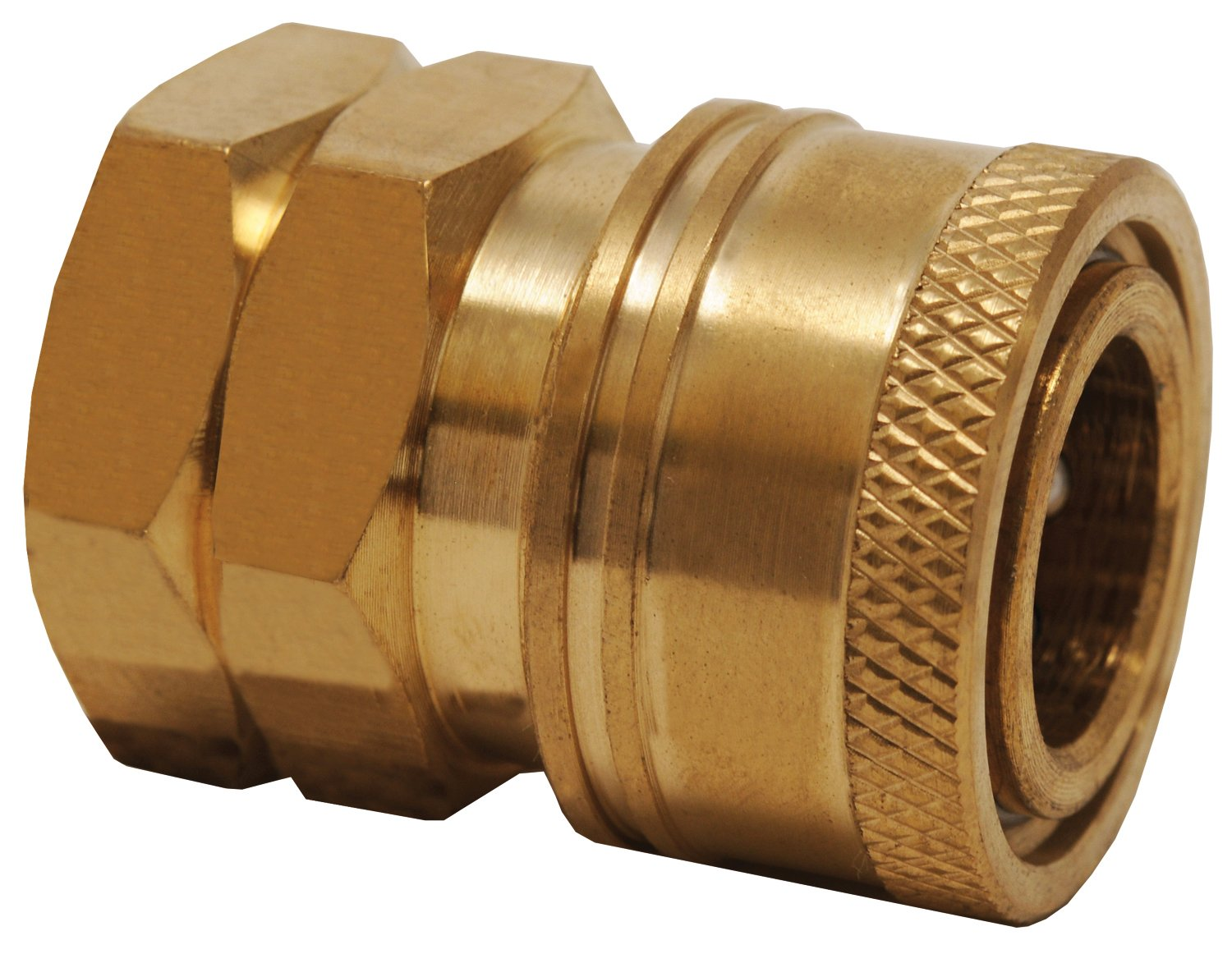Hot Max 29024 3//8-Inch Male Quick Coupler Plug