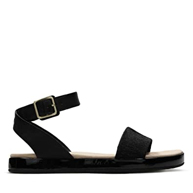 Clarks Women's Botanic Ivy Ankle Strap Sandals: Amazon.co.uk