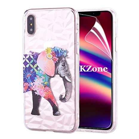 coque iphone x elephant