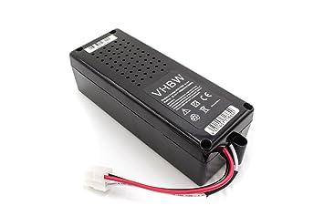 vhbw Li-Ion batería 4000mAh (32.4V) para cortacésped Robot cortacésped como Bosch