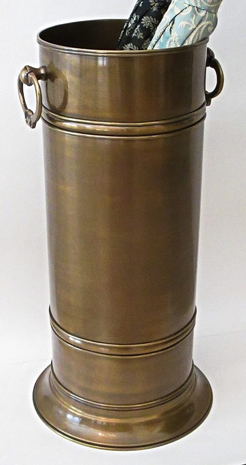 Solid Brass Umbrella Stand Monticello Excellent Accents Inc.