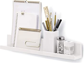 Command Picture Floating Wall Shelf