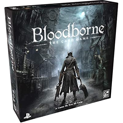 CMON Bloodborne: Toys & Games