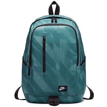 Nike Nylon 25 Ltrs Aqua Blue School Backpack  Amazon.in  Bags ... a396daed8