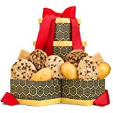GiftTree Double Delight Gourmet Cookie Duo Gift Box - Great Gift for Birthdays, Holidays, Thank You or Any Occasion