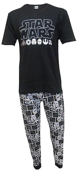 IndieGo Distribution Ltd Mens Star Wars Pyjamas
