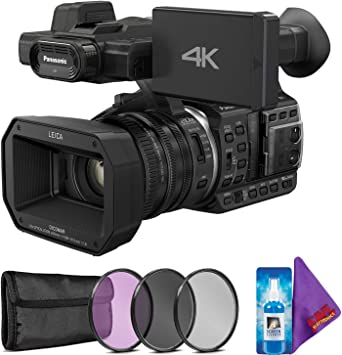 Amazon Com Panasonic Hc X1000 4k Dci Ultra Hd Full Hd Camcorder Creative Filter Kit Electronics