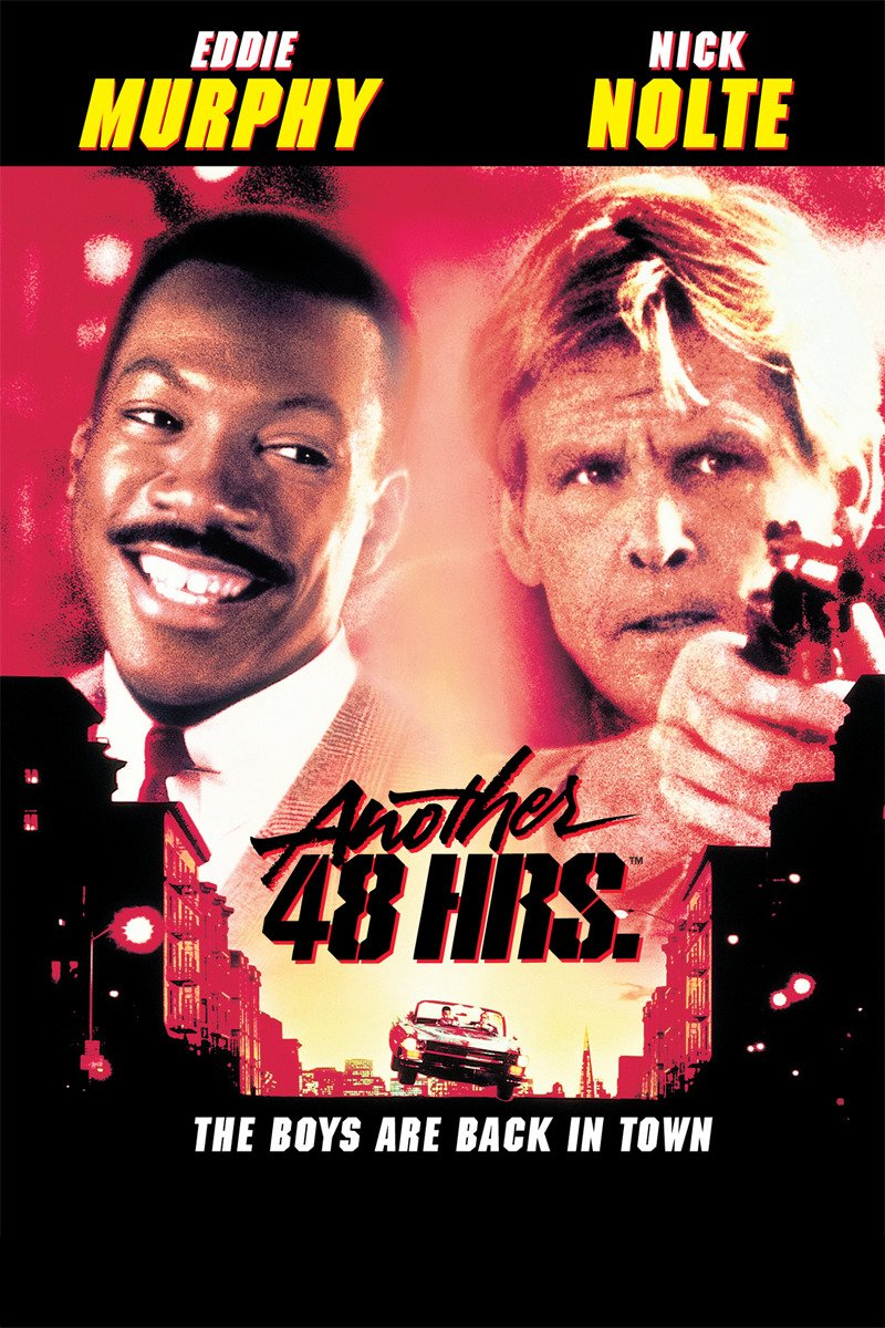 ANOTHER 48 HRS. on Amazon Prime Video UK
