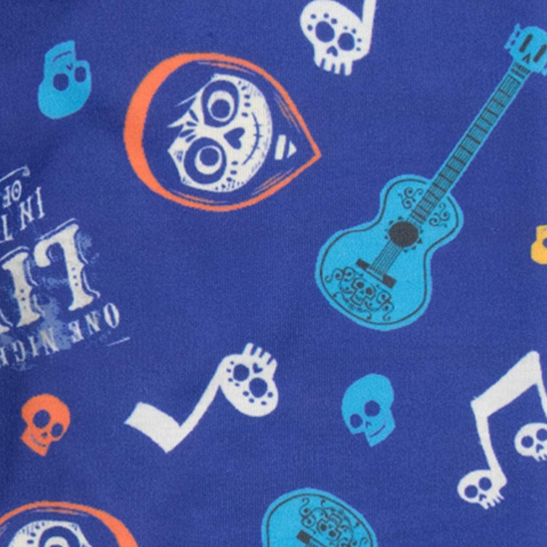 Disney Pijamas de Manga Corta para niños Coco Azul 11-12 Años ...