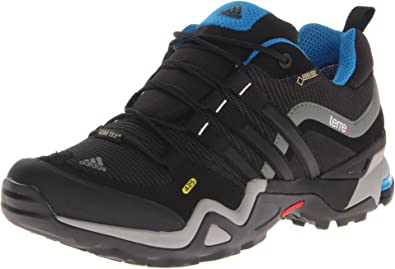 Lo encontré olvidar Destino  Amazon.com | adidas Women's Terrex Fast X GTX Black/Blue 6.5 M | Hiking  Shoes