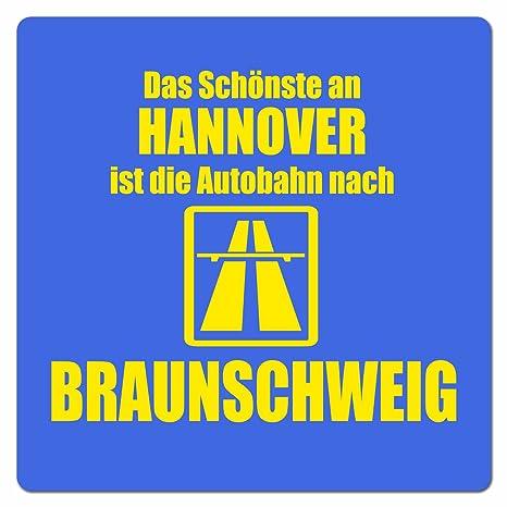 Artdiktat Auto Aufkleber Anti Hannover Das Schönste An