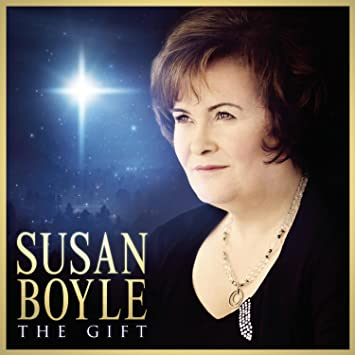 Amazon the gift susan boyle the gift negle Image collections