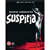 Suspiria 4K-Restored Limited Numbered Collectors Edition [Dual Format] [Blu-ray]