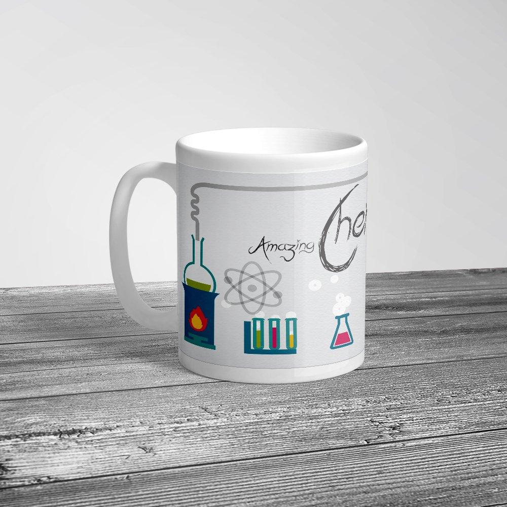Buy Krazzy Kollections Amazing Chemistry Teacher Mug