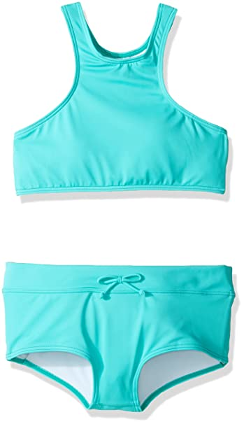 Amazon.com: Billabong Sol Searcher de las niñas Cuello Alto ...