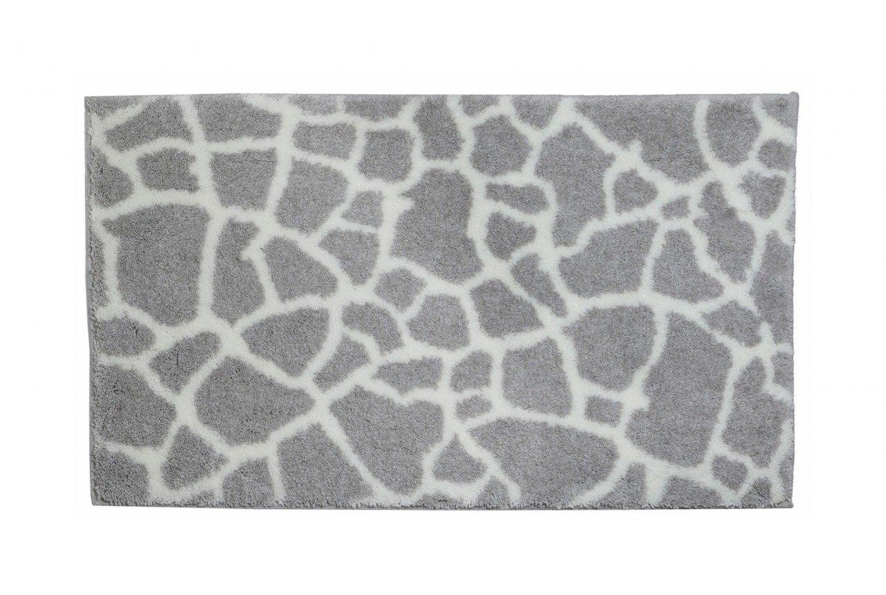 Pacific Badteppich Bonaire Terrakotta Bordüre in 5 Größen