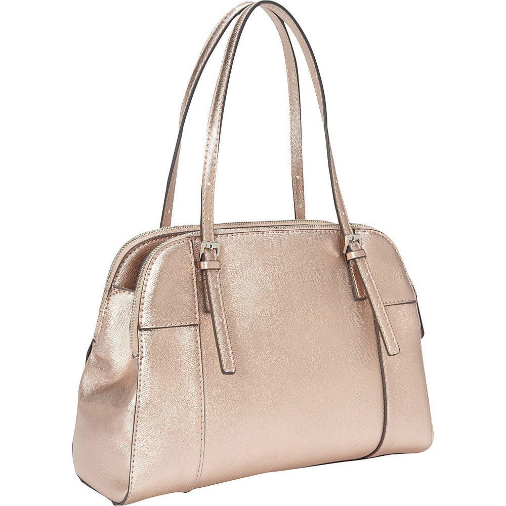 GUESS oro rosa bolso de mano bolsa bolso de mano: Amazon.es: Zapatos y complementos