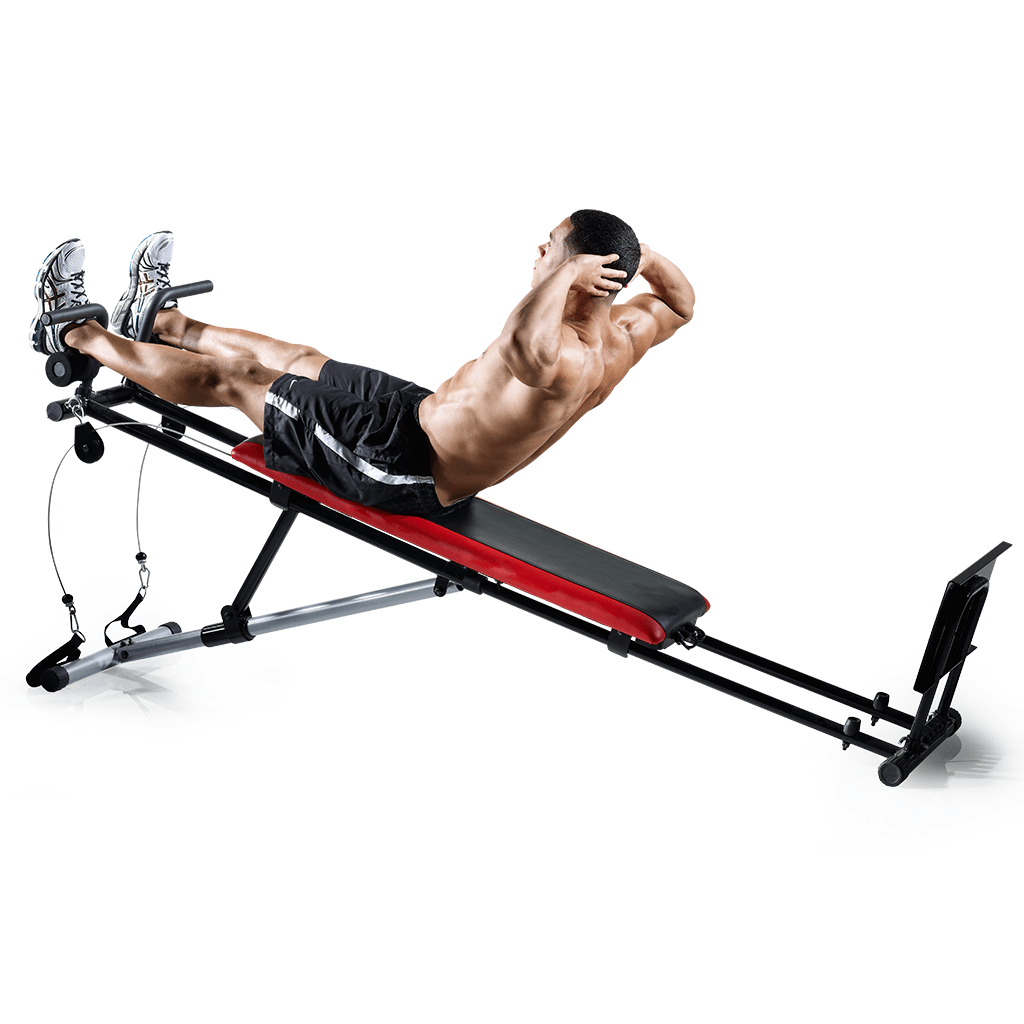 Weider Ultimate Body Works Total Fitness Strength Workout