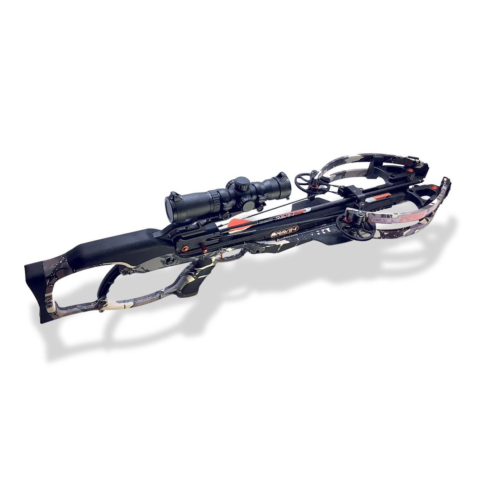 Ravin Crossbows R15 Predator Crossbow Package - Camo