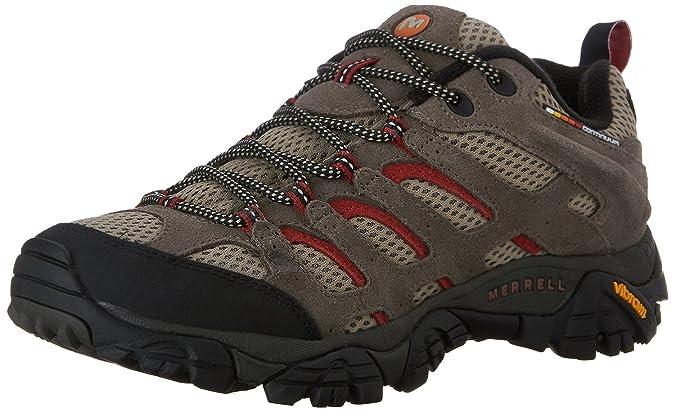 Moab Ventilator 2e Men's Merrell Shoe Greyrust Us Hiking 8 vRAR5xqwE