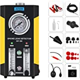 AUTOOL 1 Automotive Pipes Fuel Leakage Detector Diagnositc Tester Evap Leaks Testing Machine for 12V Vehicle/Motorcycles…