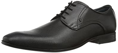Mens 312167013000 Derbys, Black (Black 1000) Bugatti