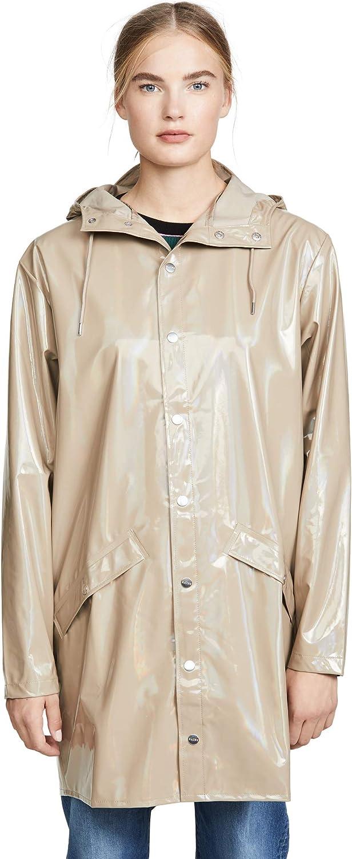 RAINS Womens Long Jacket