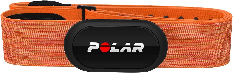 ANT+ Bluetooth ECG//EKG Polar H10 Capteur de Fr/équence Cardiaque Haute pr/écision /émetteur cardiaque waterproof avec ceinture pectorale