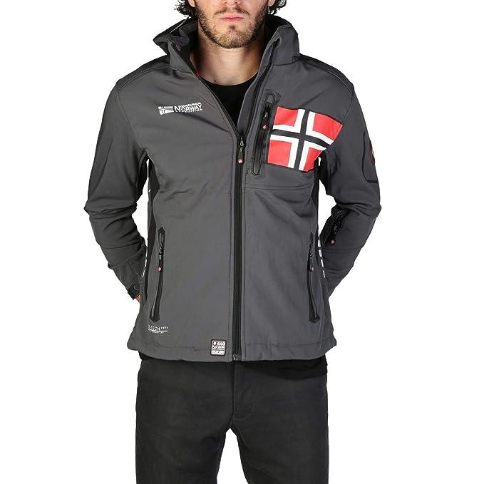 Geographical Norway Chaqueta Renade_Man Hombre Color: Gris Talla: S