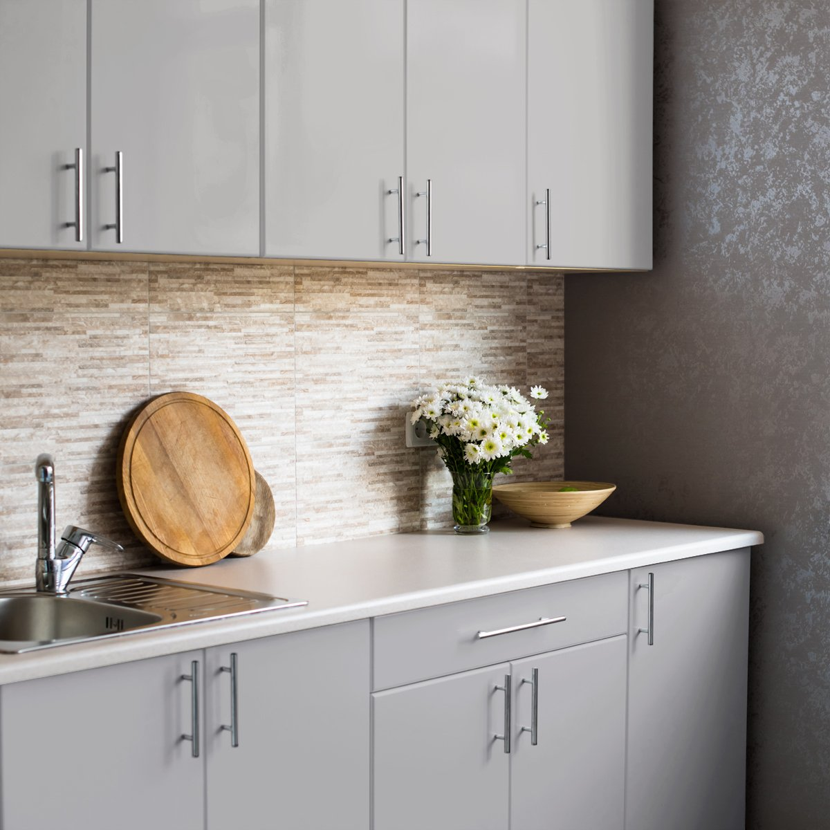 Attrayant Giani Granite   Nuvo Cabinet Paint, Driftwood