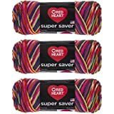 "/""Red Heart Super Saver Yarn-Gold E300-321/"""