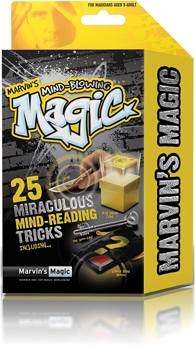 150 Amazing Magic Tricks Marvin/'S Mind-Blowing Magic